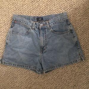 Mom high waist shorts